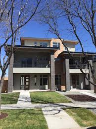Cool House For Sale New Modern Duplex Near Cu Hospital Redevelopment Homes For Sale