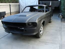 1967 mustang shell for sale 1967 1968 ford mustang eleanor conversions u finish for sale on