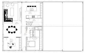 Plan Maison Loft Transformation D U0027un Hangar En Loft U2013 L U0026d Intérieur