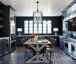 kitchen island instead of table the center table hackberry hill