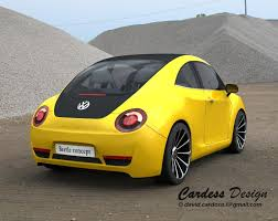 bug volkswagen 2007 rendered speculation one possibility for next gen new beetle