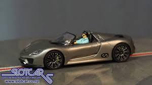 hybrid porsche 918 carrera slot car porsche 918 hybrid slotcar 30664 youtube