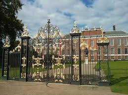 where is kensington palace front of kensington palace entrance to the palace is at the back