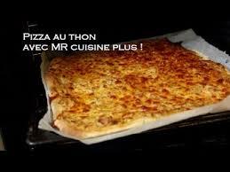 recettes cuisine plus monsieur cuisine plus délicieuse recette de pizza lidl