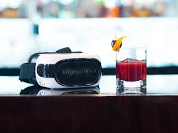 london u0027s one aldwych hotel now serves a virtual reality cocktail