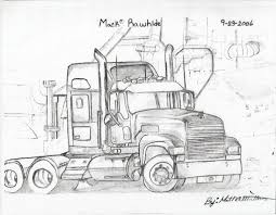 how to draw a 3d truck truck how to draw a truck cool and
