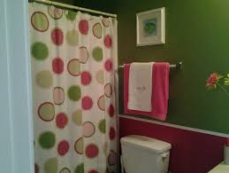 Pink Green Shower Curtain Pink And Green Shower Curtains Home Design Ideas