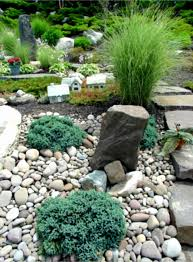 Colored Rocks For Garden Colored Rock Landscaping Ideas
