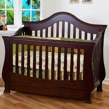 Million Dollar Baby Convertible Crib Million Dollar Baby Ashbury 4 In 1 Sleigh Convertible Crib With