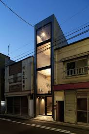 Narrow House Designs by 48 Best Narrow House Ideas Images On Pinterest Architecture