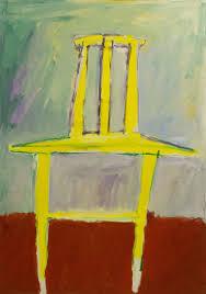 Yellow Chair Chairs U2014 Harold Garde