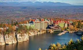 St George Gardens Family Club New York Spa Resort Mohonk Mountain House