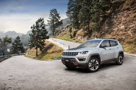 jeep compass trailhawk 2017 colors updated jeep reveals all new compass at plant opening in brazil