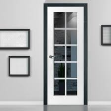 white interior doors with glass 100 best internal white glass doors images on pinterest safety