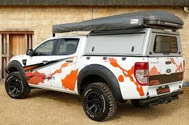 Ford Ranger Truckman Top - ford ranger desert fighter 32 raptor coat edition