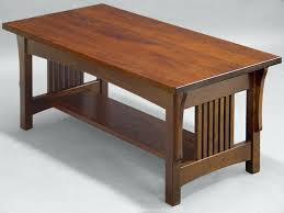 mission style end tables mission style coffee table fifty2 co