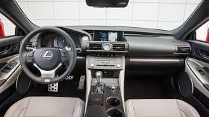 lexus cars interior 2016 lexus rc 350 review stiff competition autoweek