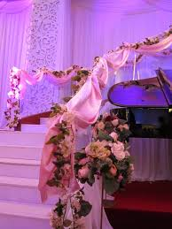 decoration staircase for wedding party home decor loversiq