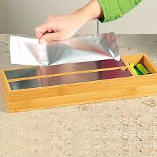 derouleur de cuisine d rouleur mural cuisine avec 3 supports amovibles avec derouleur