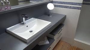 fabriquer meuble salle de bain beton cellulaire best wedi meuble salle bain images home decorating ideas