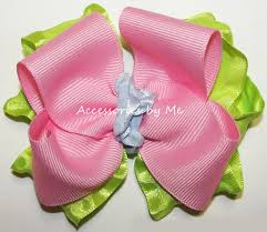 custom hair bows hair bows custom color choice m2m pageant hair bow 18 99