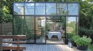 modern green house the new modern greenhouse from janssens greenhouse ireland
