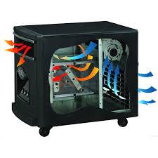 duraflame powerheat infrared quartz electric heater black
