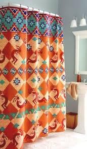 Southwestern Style Curtains Southwest Style Shower Curtains Pmcshop