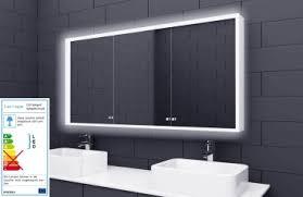 spiegelschränke für badezimmer www aqua de alu badschrank badezimmer spiegelschrank bad led