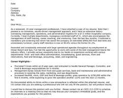 An Excellent Cover Letter Good Cover Letter Download