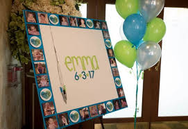 birthday signing board sign in boards balloon artistry