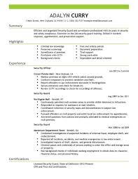 cover letter sample for security officer building a resume for stay at home mom sample customer service