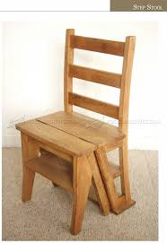 folding step stool with handle view 2 bamboo wood toilet toilet