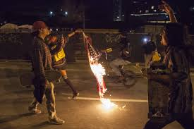 Is Flag Burning Protected By The First Amendment What Donald Trump The Punisher In Chief Doesn U0027t Get About Flag