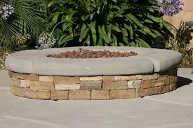 Fire Pit With Lava Rocks - fire pit glass rocks now you can make flames without woods