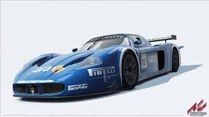 maserati mc12 more assetto corsa u0027ready to race u0027 images r8 lms tt rs and