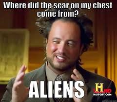Where Did Memes Come From - ancient aliens memes quickmeme