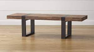 Coffee Tables And Side Tables Seguro Rectangular Coffee Table In Coffee Tables Reviews Crate