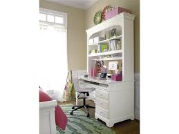white desk with hutch and drawers smartstuff furniture classics 4 0 desk hutch