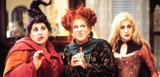 hocus pocus remake in the works without the original cast