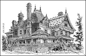 queen anne victorian house plans victorian fancy and fantasy most of it