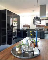 Esszimmertisch Schwarz Bild Küche Schwarz Hochglanz Esszimmertisch Mit Stühlen