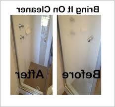 Best Glass Shower Door Cleaner Best Way To Clean Glass Shower Doors Impressive Design Villa