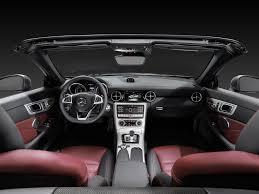 mercedes dashboard 2017 mercedes introduces the slc roadster to replace the slk
