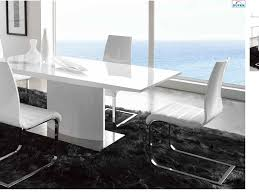 Black And White Dining Room Ideas Dining Room 33 Modern Contemporary Dining Tables In Coffee