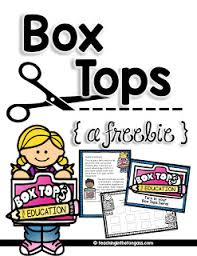 box tops teaching in the tongass