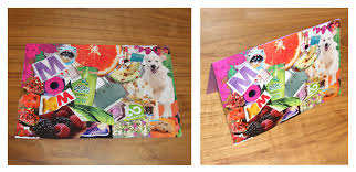 Homemade Mothers Day Cards by Magazine Cutout Mother U0027s Day Card Crafts Pinterest Mothers