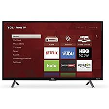 black friday amazon mobile tv amazon com tcl 32s305 32 inch 720p roku smart led tv 2017 model
