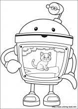 team umizoomi colouring pages 2 coloring pages