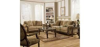 Ashley Furniture Leather Loveseat Cambridge Sofa Loveseat By Ashley Signature Design